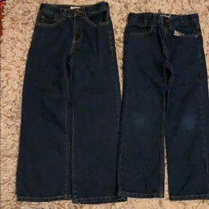 Boys size 6 jeans lot